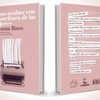 Entrevista a Gloria Fortún, traductora de 'Cómo acabar con la escritura de las mujeres'