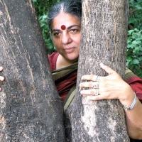 Vananda Shiva y la herejía ecofeminista