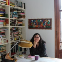 """Gloria Fortún: """"La ficción es un camino sembrado de mentiras para llegar a una verdad"""""""